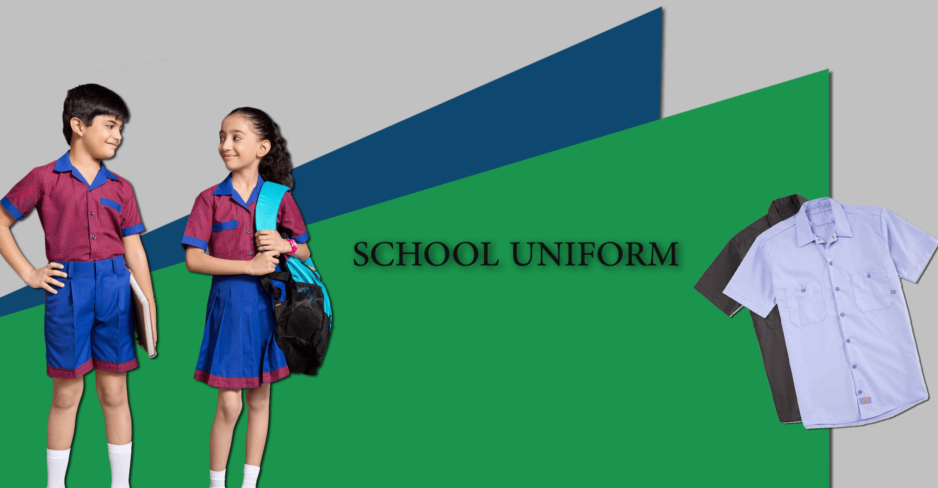 School Uniforms Manufacturer in Ahmedabad